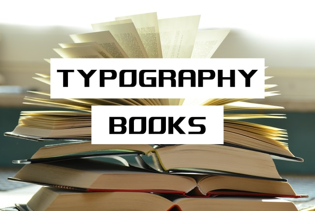 typography books cover pic