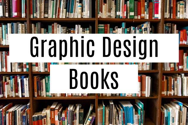 graphic design books featured image