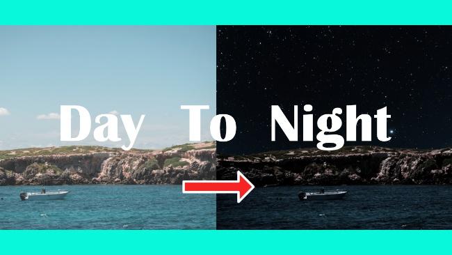 turn day to night