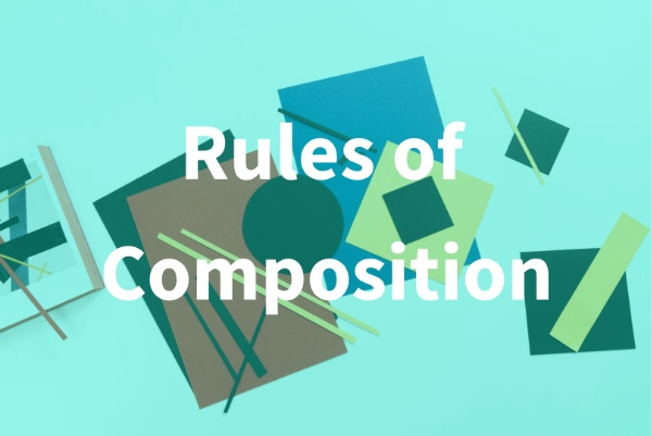 5 rules of composition
